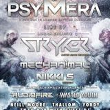 PSYMERA's Christmas Party, Closing set Enzo B2B Al Godsmark @ Fire, London