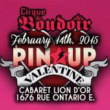 DJ Davidé - Pinup Valentine 2015