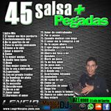 45 Salsa Mas Pegadas - DJ Lenen El Latin del Guarico 2015