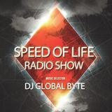 Dj Global Byte - Speed Of Life Radio Show [14.12.13]