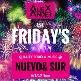FRIDAYS Januari '17 - Part II - DJ AleXander