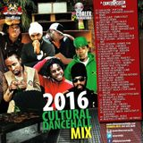 CULTURAL DANCE HALL MIX 2016