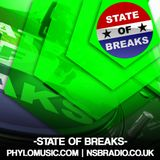 State of Breaks with Phylo on NSB Radio - 07-11-2016