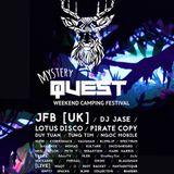 Live @ Quest Festival 4 - 11th April 2015