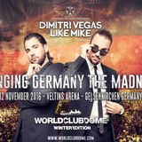 BigCityBeats WORLD CLUB DOME 2016 Winter Edition Warm Up Mix