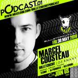 Bulletcast#01@MARCEL COUSTEAU