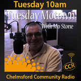 Tuesday Motown - @DJMosie - Mo Stone - 16/12/14 - Chelmsford Community Radio