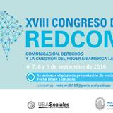 Tristán Bauer - XVIII Congreso RedCom - FPyCS UNLP - UBA Sociales