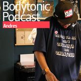 Bodytonic Podcast: Andres Live @ The Twisted Pepper