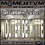 Momentvm Sessions 025 with Wouter de Witte