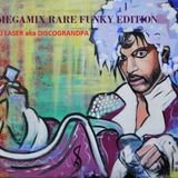 PRINCE LIVE MEGAMIX(FUNKY RARE EDITION) 2016 by VJ LASER