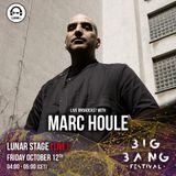 Marc Houle (Live) @ Big Bang Festival 2018 [Paris, France] 12.10.18