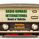 Conscious Way Outernational (Abigene selection) on Radio Nomade International # 8