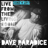 Live From The Living Room - June, 9th 2017 - House/Disco/Funk