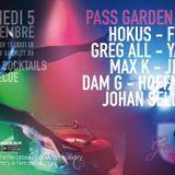 Dam'G_Private Garden Acte II Vamos Club 05/09/2015