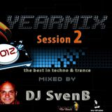 DJ SvenB - Yearmix 2012 Session 2 [the best in techno&trance]