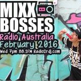 Exclusive Kid Tsu DJ Mix for Mixx Bosses Radio, February 3rd 2016
