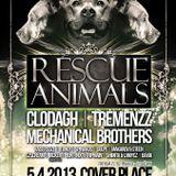 Mechanical Brothers (Dani dj set) @ Cover Place, czech Rep, 05_04_13