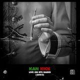 Kan Kick (Oxnard, USA) - Live on Andrew Meza's BTS Radio ('03)