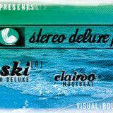 DJ Clairvo [MustBeat] & Kinski - live DJ set @ Stereo Deluxe party, Budapest