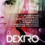 DJ DEXTRO CASINO ROYALE... APRIL 2012 LIVE CRISTAL ROOM