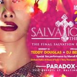 Salvation The End Party - Live at the Paradox