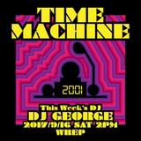 WREP TIME MACHINE 2001 MIX by DJ GEORGE