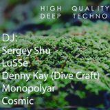 Sergey Shu / vinylmayak - high quality deep techno 02122017