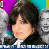 Rosalia Delli Gatti in La Sconsolata e Co. al Buonasera con Emanuel del 15 marzo 2017