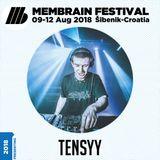 TENSYY - MEMBRAIN FESTIVAL 2018