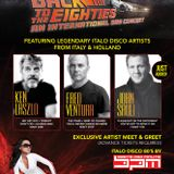 BACK TO THE 80'S MEGAMIX | KEN LASZLO, FRED VENTURA & JOHN SAULI'S HITS