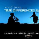 Ani Onix - Time Differences 162 [26-April 2015] On TM-Radio