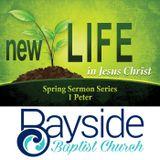 New Life In Jesus Christ (week 7)