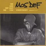 Mos Def-we ARE Hip Hop mix
