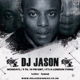 Dj Jason on Relaxed In Wax 2418