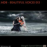 MDB - BEAUTIFUL VOICES 013 (VANGELIS SPECIAL EDITION)