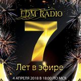 DJ.Miha - Happy Birthday EDM Radio 2018 (07.04.2018)