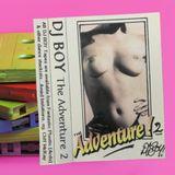 DJ Boy -The Adventure 2 (Part 1) - Vinyl Mixtape (1996)