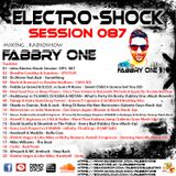 Fabbry One - Electro Shock Session 087 RadioShow2018
