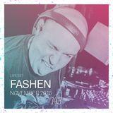 143 LIVE - FASHEN, NOVEMBER 2015