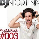 Deejay Nicotina - ProgMixRadio #003