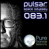 pulsar-space odyssey 083.1 PURE TRANCE SESSIONS-Guest-Mix
