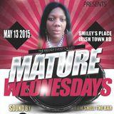 Mature Wednesdays Live audio Pt 1