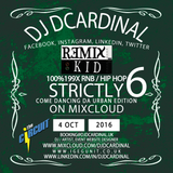 Strictly Come Dancing 6 - Da 199X Urban Edition - A DJ DCardinal Compilation