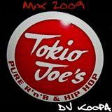 Tokio Joes Mix CD Summer '09