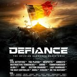 DEFIANCE - THE BELGIAN HARDCORE RESISTANCE PROMO MIXTAPE || MIXED BY FORBIDDEN PROJECT || 12-05-2015