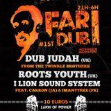 DUB JUDAH @ FARI DUB#1 TOULOUZ