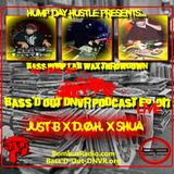 Bass'D Out DNVR LIVE on Bombus Radio (October Edition) - Just B x D.O.H. x Shua (All Wax Throwdown)