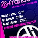 13/01/2010 - Mix broadcasted on the radio Powerdance the 13/01/10