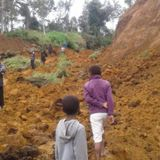 Dozens dead after PNG earthquake